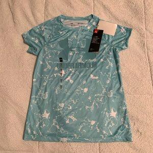 Girls Under Armour Shirt